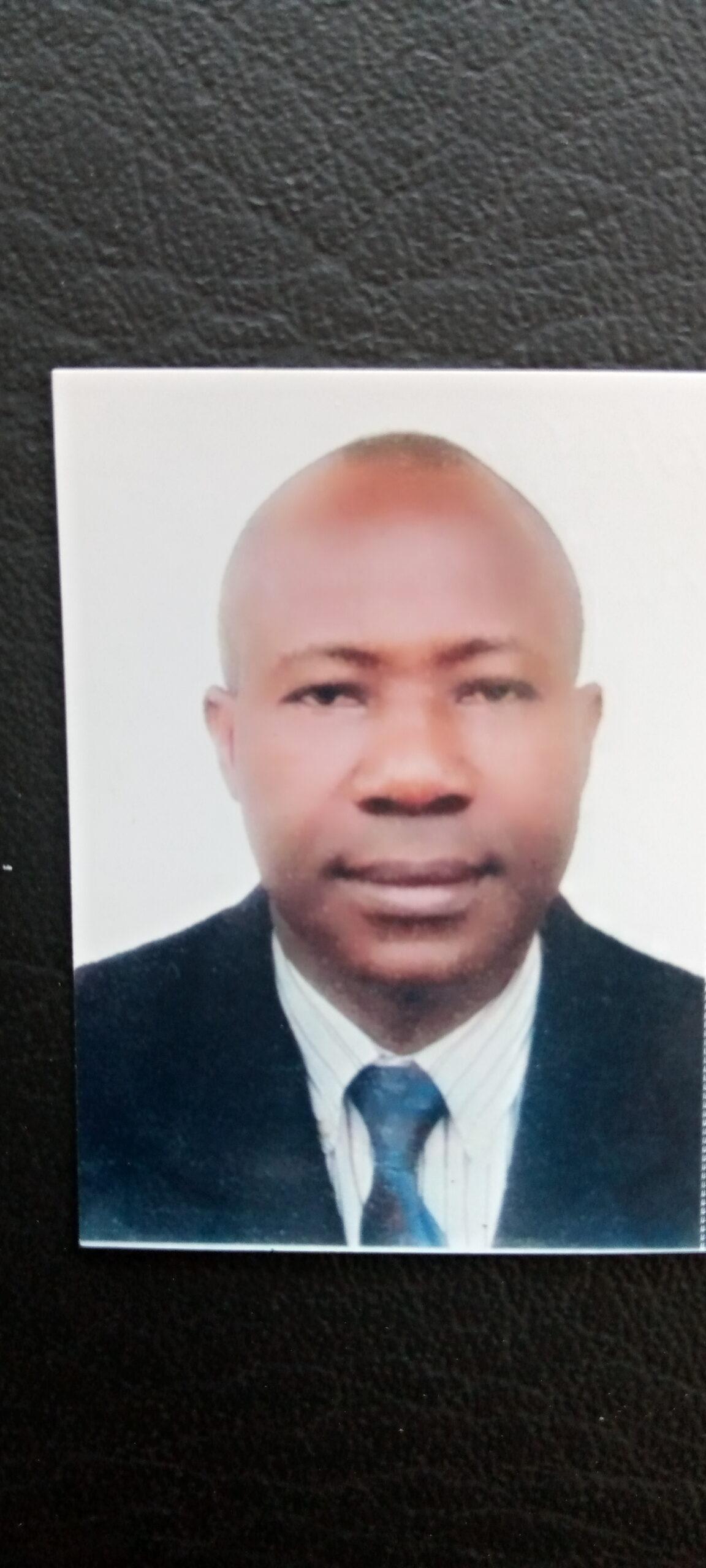 Alphonsus Nwoye