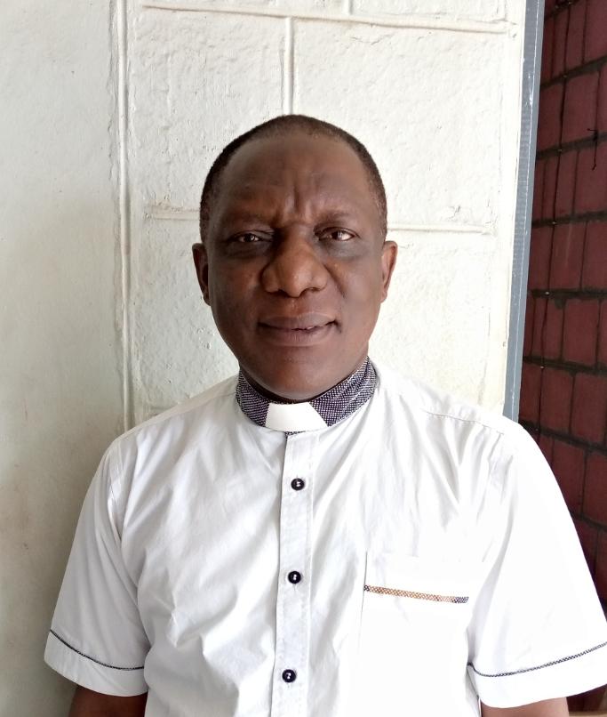 Rev. Fr. Dr. Edwin Udoye